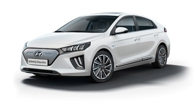 Hyundai Kona Electric a IONIQ Electric